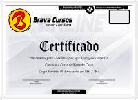 Saiba mais sobre o Certificado